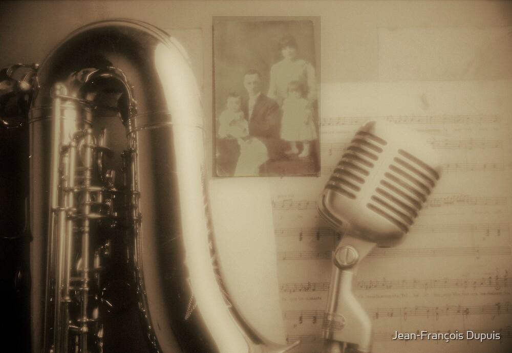 Saxophone by Jean-François Dupuis