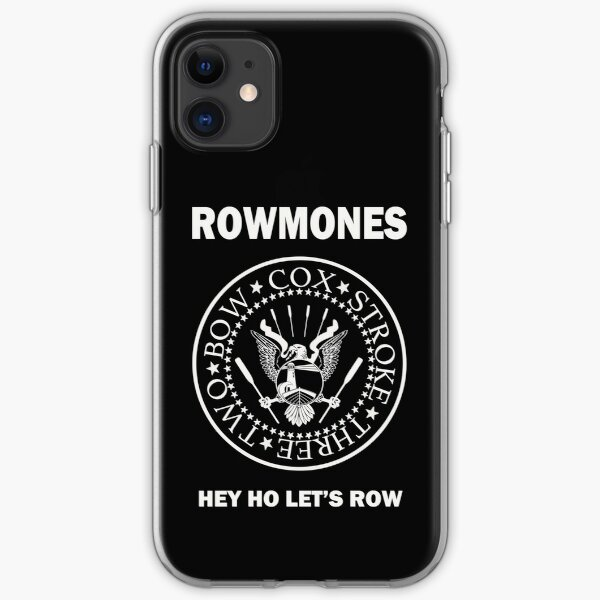 HEY, HO, LETS ROW iPhone Soft Case
