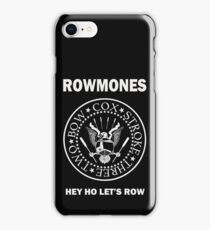 HEY, HO, LETS ROW iPhone Case/Skin