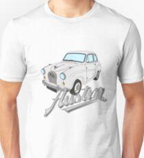 Austin A35 - Standard, Toga White Unisex T-Shirt