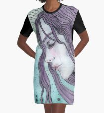 Invierno Graphic T-Shirt Dress