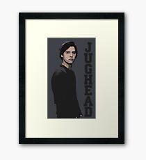 Jughead Jones Framed Print