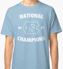 2017 NCAA National Champions UNC Classic T-Shirt
