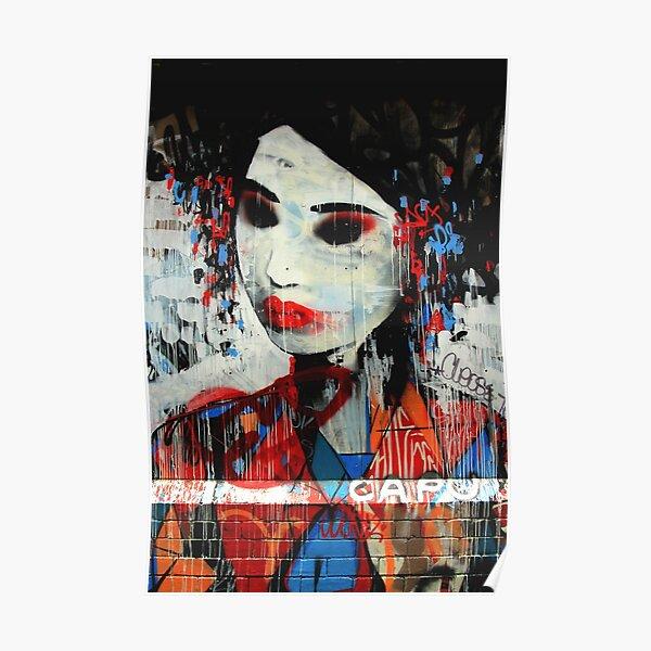 Street Art: global edition # 86 Poster
