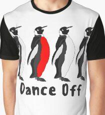 Penguin Dance Off Graphic T-Shirt