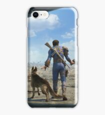 Fallout 4 - New Adventure iPhone Case/Skin