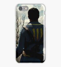 Fallout 4 - Vault 111 iPhone Case/Skin