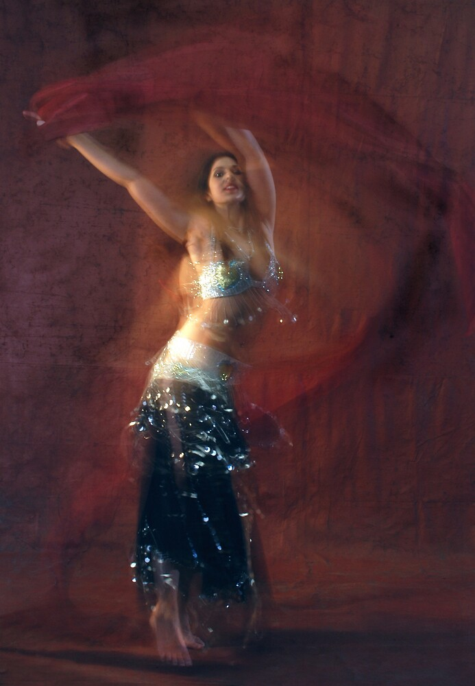 Belly-Dance by lawrencew