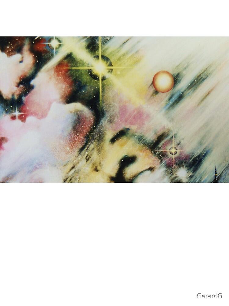 COSMIC (DETAIL) by GerardG