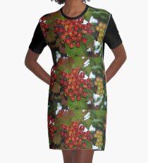 Very Berry Graphic T-Shirt Dress