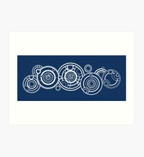 Do You Speak Gallifreyan? Art Print