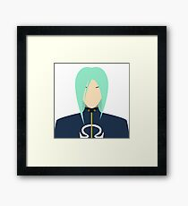 Remy Vector Framed Print