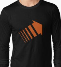 Legion Orange Arrow David Haller Long Sleeve T-Shirt
