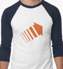 Legion Orange Arrow David Haller Men's Baseball ¾ T-Shirt