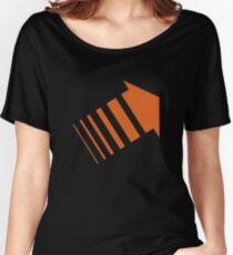 Legion Orange Arrow David Haller Women's Relaxed Fit T-Shirt