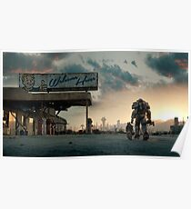 Fallout 4 - Welcome Home Poster