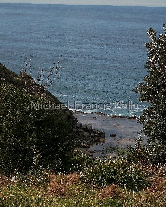 By the Sea by Michael-Francis Kelly