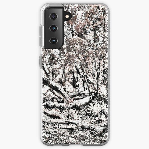 Bushland in Bungendore Park, WA Samsung Galaxy Soft Case