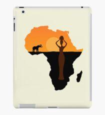 Africa Woman iPad Case/Skin