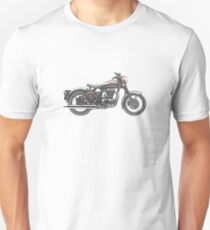 Royal Enfield Motorcycle Unisex T-Shirt