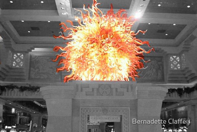 Casino Sculpture by Bernadette Claffey