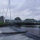 swing bridge by brucemlong