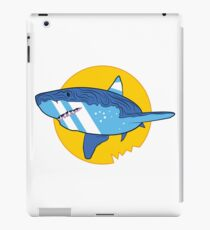 Vector Shark iPad Case/Skin