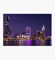 Ho Chi Minh City Saigon Photographic Print