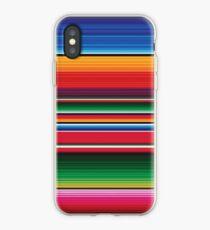 Serape print iPhone Case