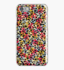 Chained Faces iPhone Case/Skin