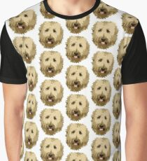 Goldendoodle! Adorable doodle teddy bear dog Graphic T-Shirt