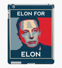 Elon for Elon iPad Case/Skin