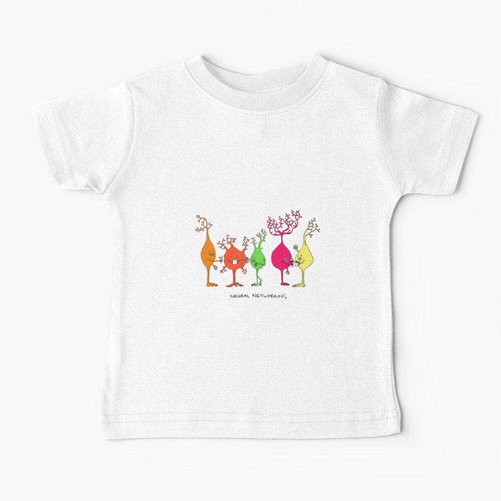 Neural Networking Baby T-Shirt