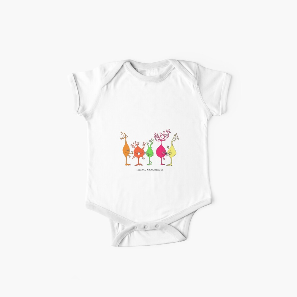 Neural Networking Baby One-Piece