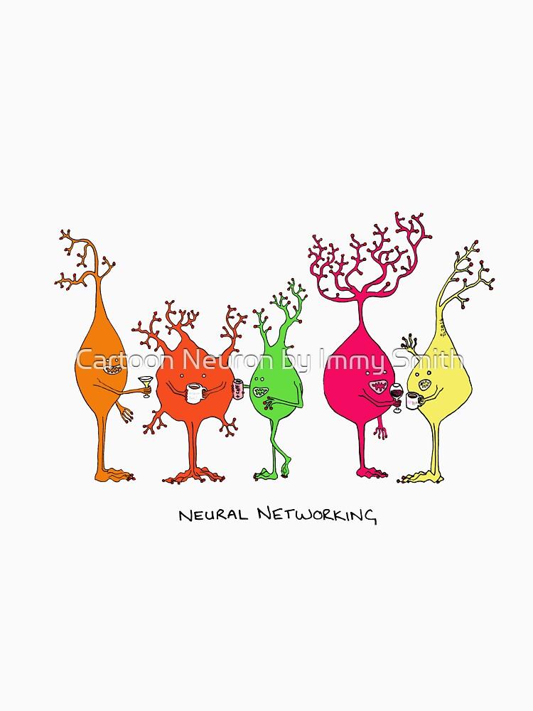 Neuronale Vernetzung von Immy