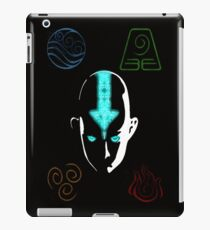 AIR, FIRE, WATER, EARTH iPad Case/Skin