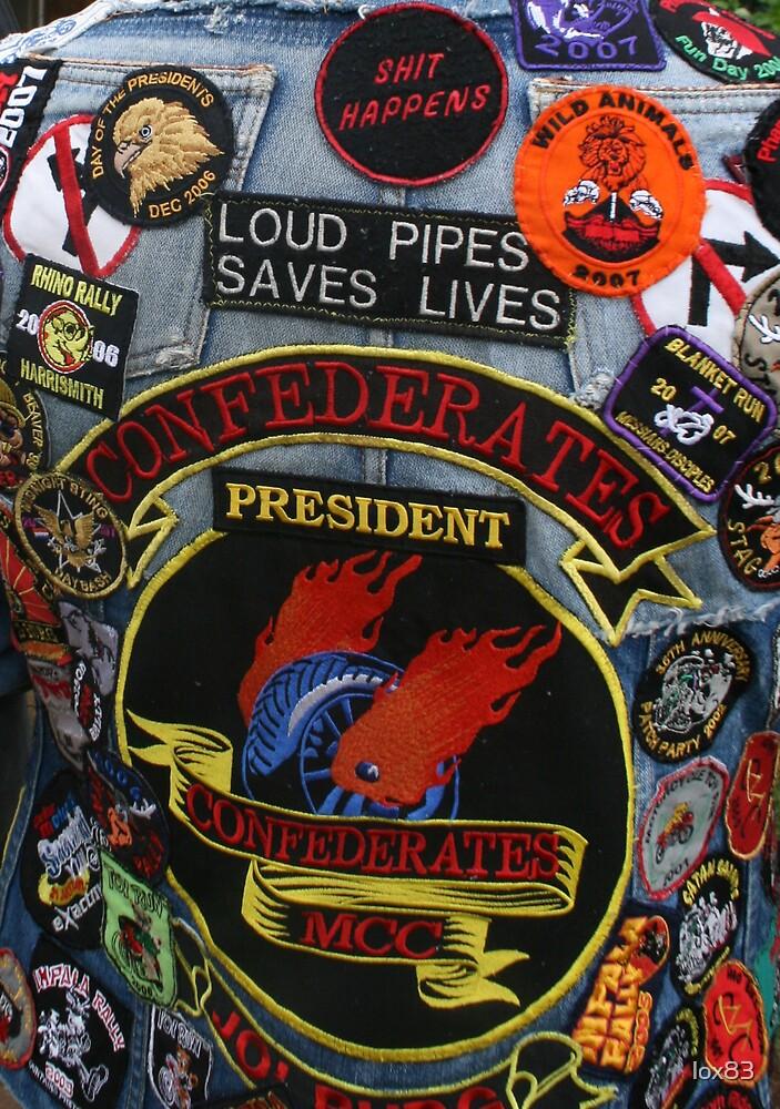 Confederates by lox83