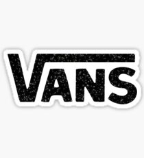 Vans Logo Stars Sticker