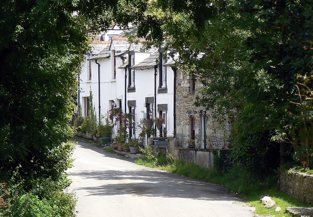 A quiet country hamlet. by mariarty