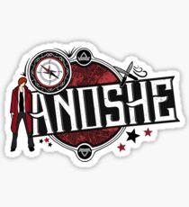 Anoshe (ADSOM) Inspired Sticker