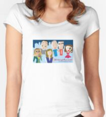 ATX Birthday Bash Fitted Scoop T-Shirt