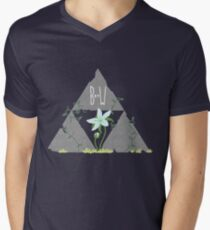 Breath of the Wild Mens V-Neck T-Shirt
