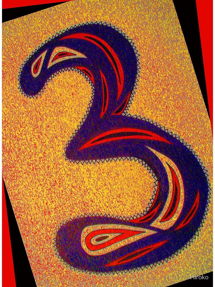Numeric Series 3.a - Amoeba by Hiroko
