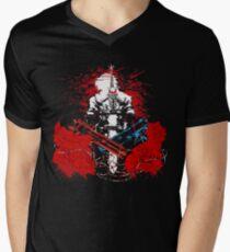 The Devil Men's V-Neck T-Shirt