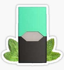 Mint Juul Pod - JuulCity - www.juul.city Sticker