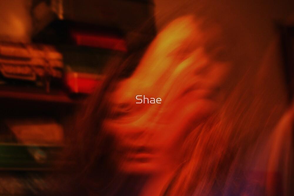 phoenix rising by Shae