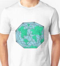Geometric World Unisex T-Shirt