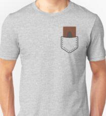 Pocket Card Unisex T-Shirt