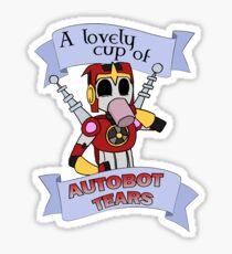 Autobot Tears - Kaon Sticker