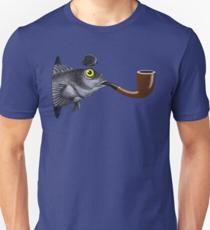Magritte Fish T-Shirt